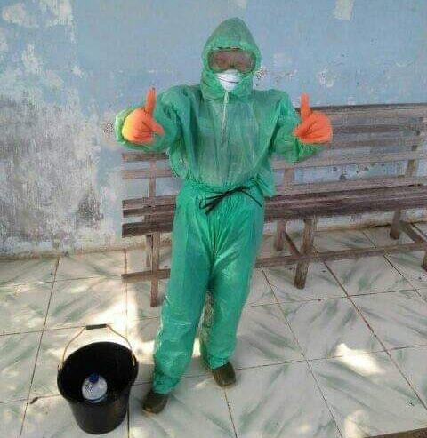 Yang Terlupakan Ini Surat Cinta Cleaning Service Rumah Sakit Bangko Yang Bikin Meleleh
