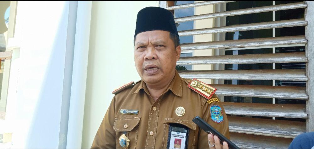 Kepala Dinas Pendidikan dan kebudayaan Kabupaten Merangin M. Zubir.