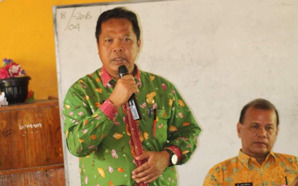M Zubir, Kepala Dinas Pendidikan dan Kebudayaan Kabupaten Merangin