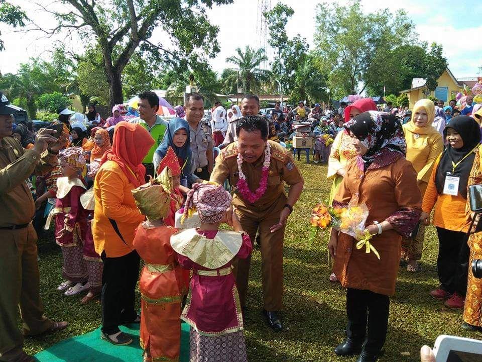 M Zubir, M.Pd kepala Dinas Pendidikan dan Kebudayaan Merangin, Foto : Ist