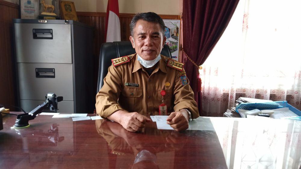 Kepala BKPSDMD Merangin Nasution, S.Pd., ME