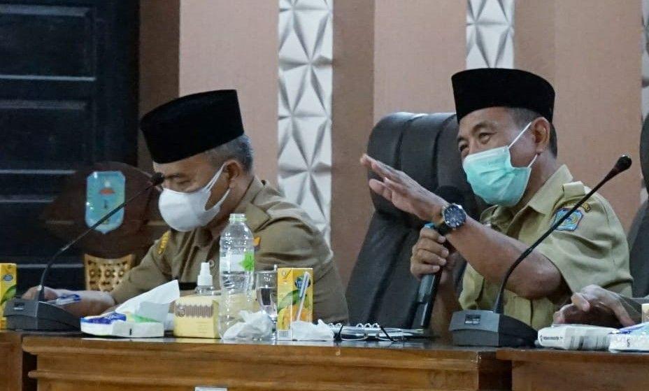 Plt Bupati Merangin H Mashuri, S.Pd., MM