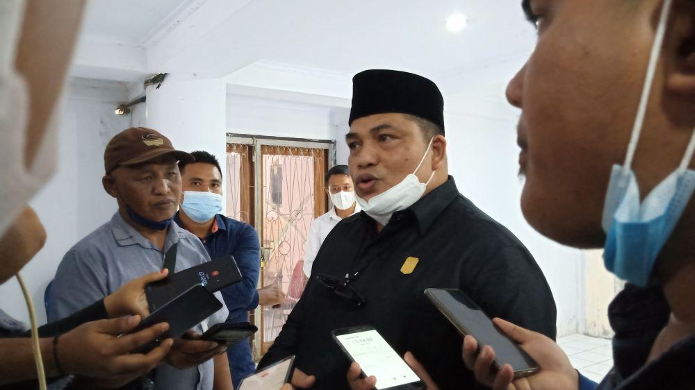Ketua DPD II Partai Golkar Merangin Herman Efendi, ST., MM