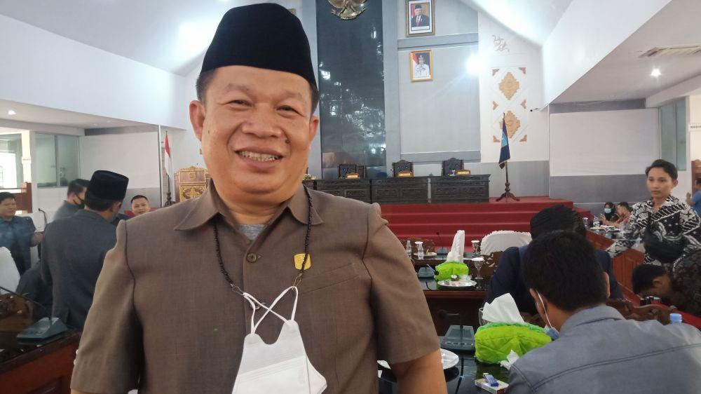 Ketua Panlih Wakil Bupati Merangin As\'ari El Wakas, SH.