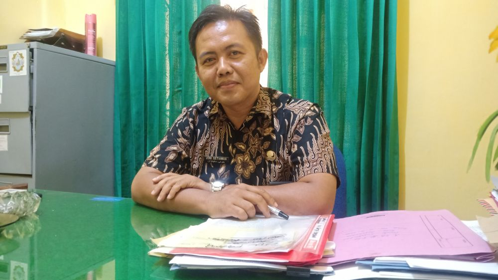 Kabid PSDM Joni Setiawan, SH., MH